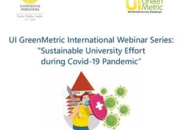 Устойчивый университет и продовольственная обеспеченность во  время пандемии Covid-19